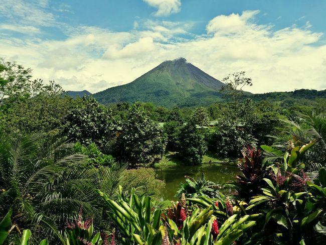 Volcán Arenal, La Fortuna, Costa Rica