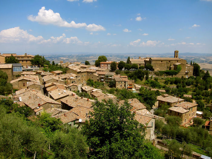 Montalcino. Toscana
