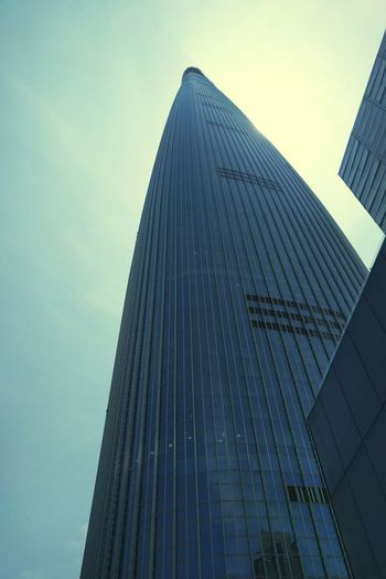 Lotteworld Tower Architecture Buildings & Sky Look Up The Architect - 2016 EyeEm Awards