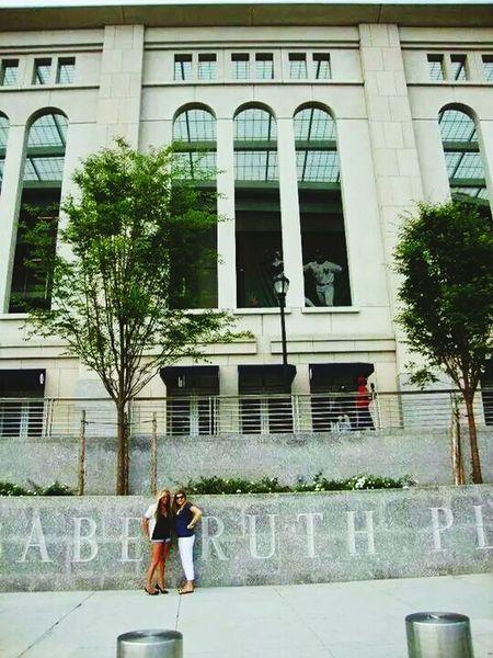 In Honor Of Opening Day Yankeestadium Throwback Letsgoboys Makejeterproud
