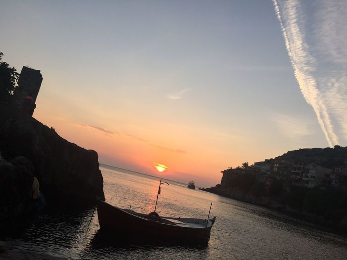 Nofilter Sunset Amasra