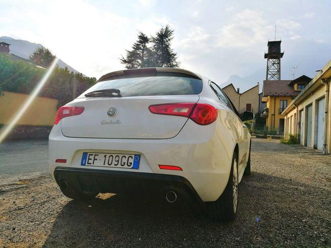 Alfa Romeo Giulietta Car