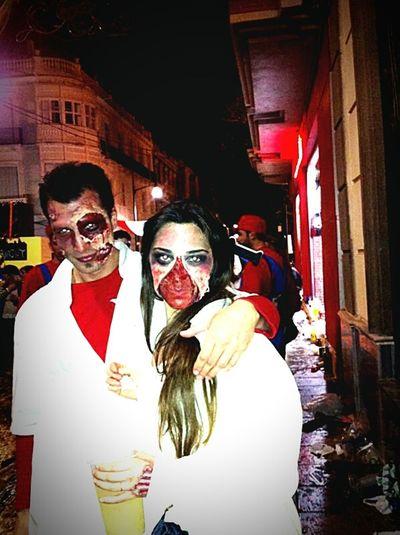 Carnaval Miedo Sangre Muertos