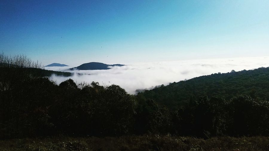 Skylinedrive Cloudscape