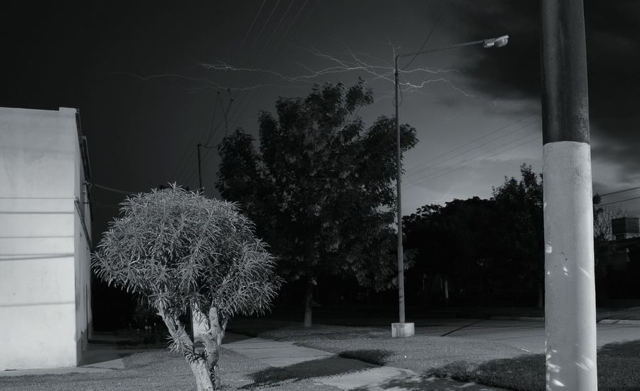 Tormenta Rayo Lluvia