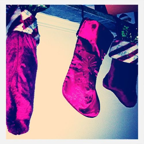 Stockings On Deck