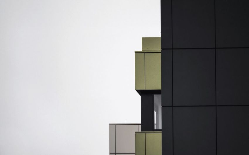 - THE TETRIS CITY - Urban Geometry Minimal Architecture MnMl Minmal Minimalism Check This Out Paderborn Green Black Architecture_collection Office Building Tetris Look Like Building Tetris Office Building Architecture Built Structure Copy Space No People Building Exterior Day The Graphic City Clear Sky Outdoors Sky Close-up
