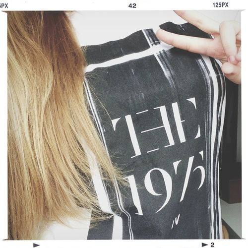 I'm so proud - Bandshirt The1975 ♡♡♡