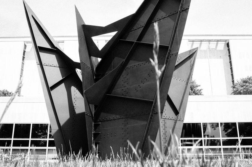 Calder Alexandercalder Smithsonian Americanhistorymuseum Sculpture Washington, D. C. DC Blackandwhite Leicacamera
