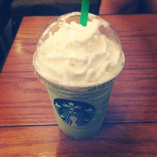 Starbucks, famous for...Green Tea?