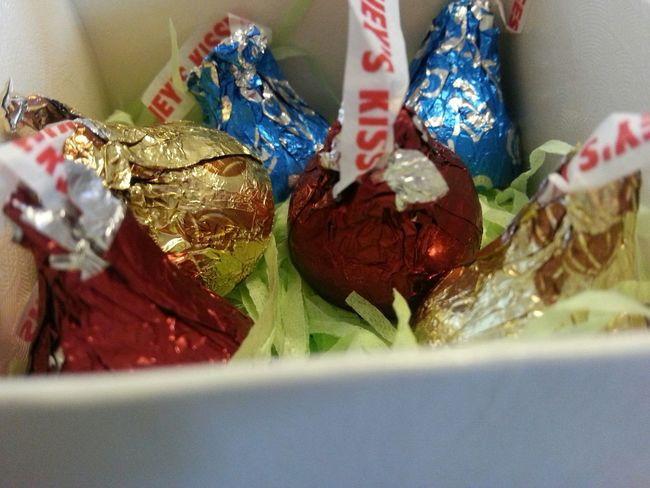 Hershey's Kisses Hersheys ♥ Chocolates Sweet Thanks  Mom