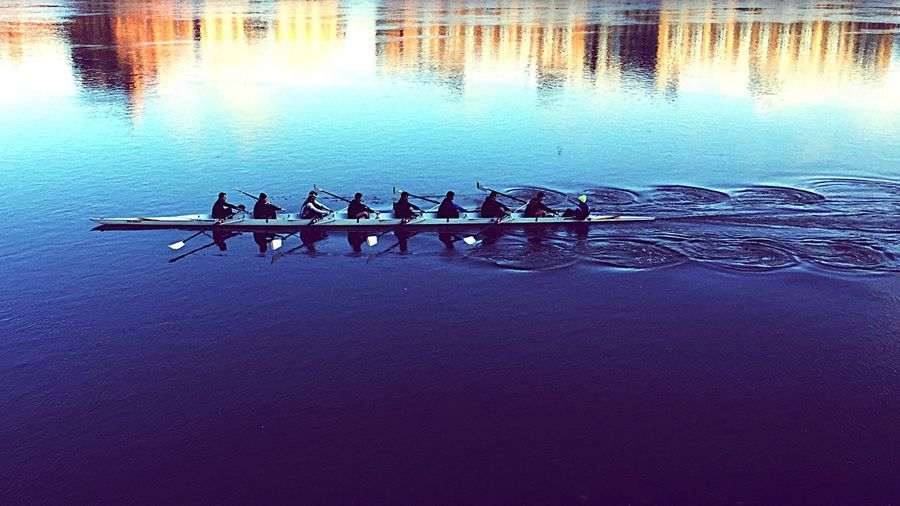 Rowing Oxford University Boat Race  Eights