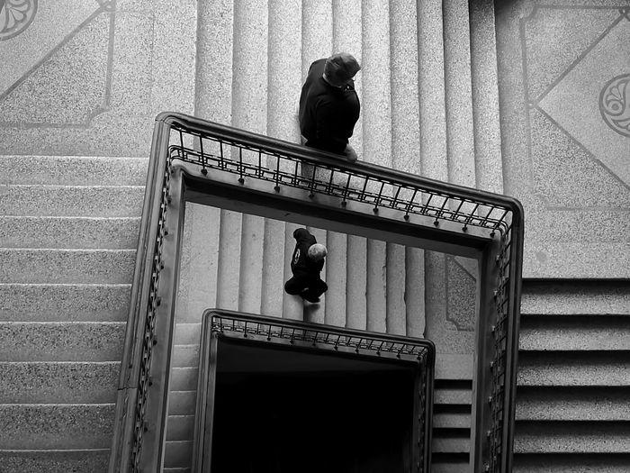 City Communication Text Politics And Government Architecture Building Exterior Built Structure Stairs Steps A New Perspective On Life My Best Photo 17.62°