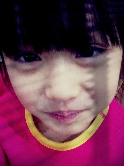 My young sister Hi!