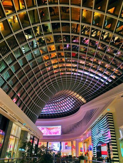 Mall interiors
