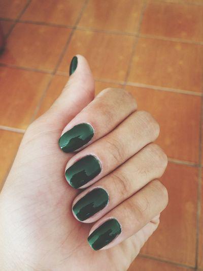 Aguentacoração Colorama Nails