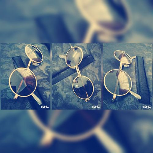 New Roundglasses Fashion Drogue