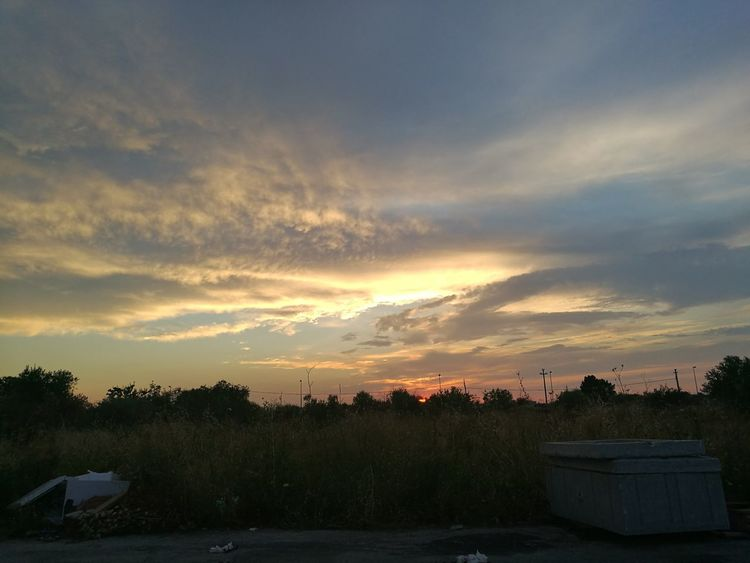 Hanging Out Taking Photos Check This Out Sunset Clouds And Sky Clouds Collection Sunset_collection