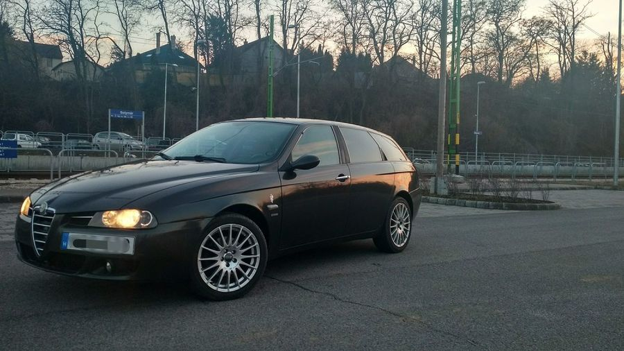 Spring Coming Alfa Romeo Alfa Romeo 156 Oz Wheels Love My Car Italian Car Car