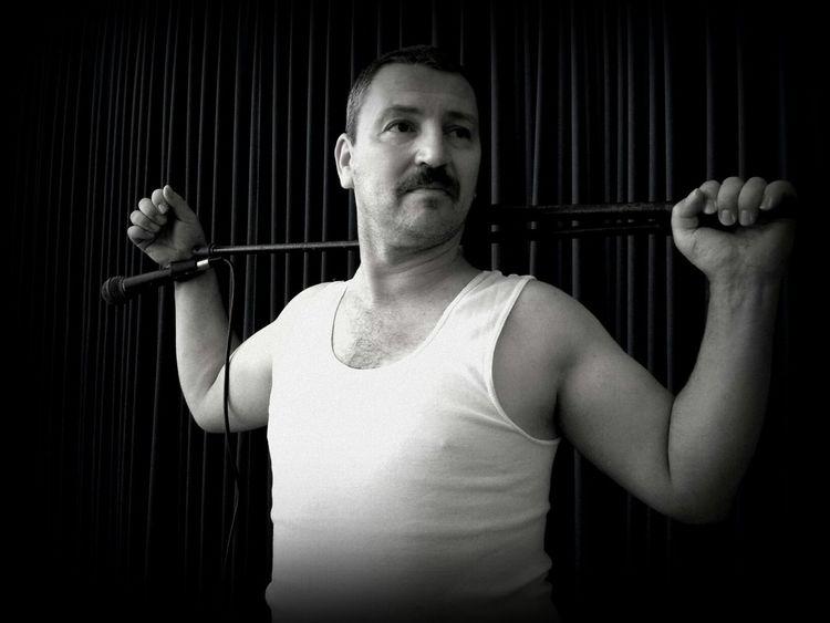 B&W Portrait 1970's Freddymercury Movember Moustache Blackandwhite My Man My Mo For Movember