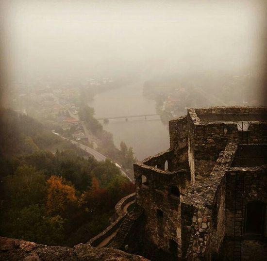 Traveling Slovakia Castle Strecnocastle Landscape Ladscapephotography Landscape_lovers Landscape_Collection Autumn 2015 Autumn Colors Erasmus Photo Diary Landscapes With WhiteWall