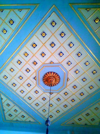 Topkapı Sarayı Tavan  DesenCeiling Pattern