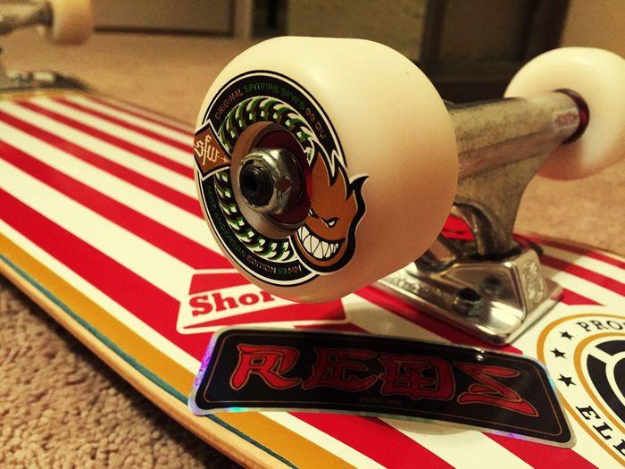 Spitfire Koston Independent  Element Reds Mob Skateboarding Fresh Shortys