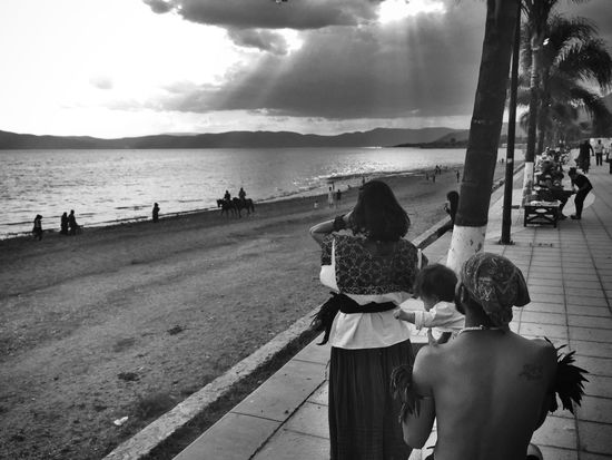 It will be another day Black & White NEM Black&white Blackandwhite Monochrome NEM Submissions Streetphotography Street Photography NEM Street Streetphoto_bw Lakeshore