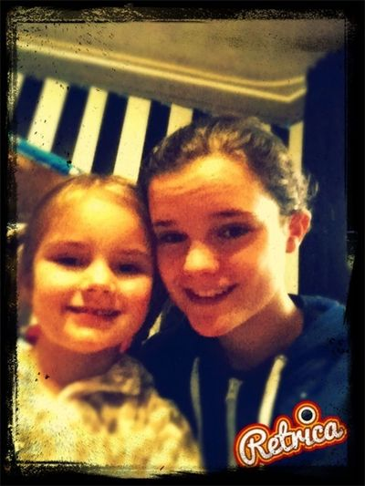 Love my little sister First Eyeem Photo