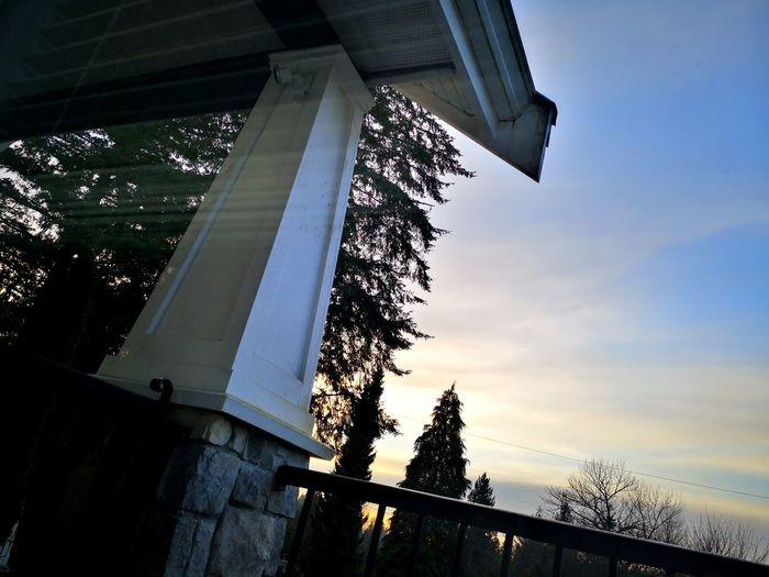 Blue Sky Sky