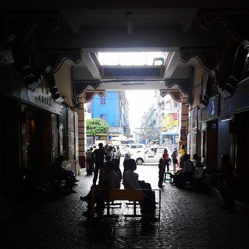 Bogyoke Aungsan Market Scottmarket yangon myanmar igersmyanmar