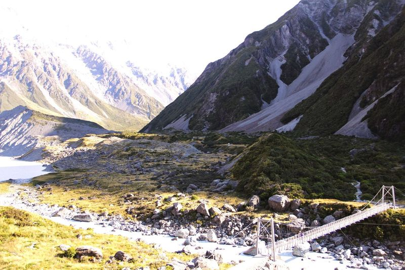 Mountcook Mountcooknationalpark New Zealand New Zealand Beauty NZ Travel Mountain Beauty In Nature Snow Scenics Nature Tranquil Scene Tranquility Mountain Range Winter Sky Cold Temperature Day Outdoors Landscape No People