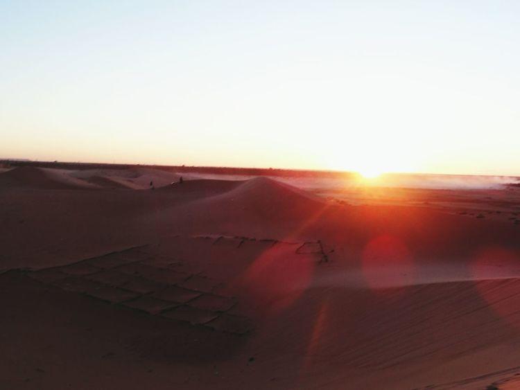 Sunset 43 Golden Moments First Eyeem Photo Adventure Club Algerian Sahara Ouargla Algeria Showcase July
