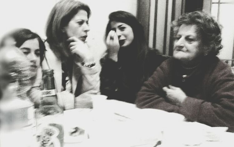 Family Laughing 3generations Loveyou