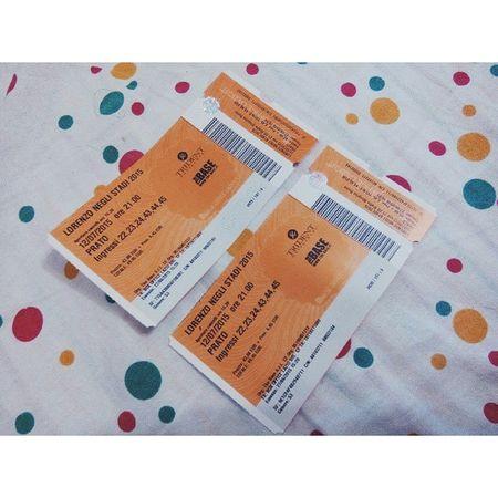 JOVANOTTI ♪★♡ Nextstop Lorenzoneglistadi2015 Stadioolimpico Jovanotti