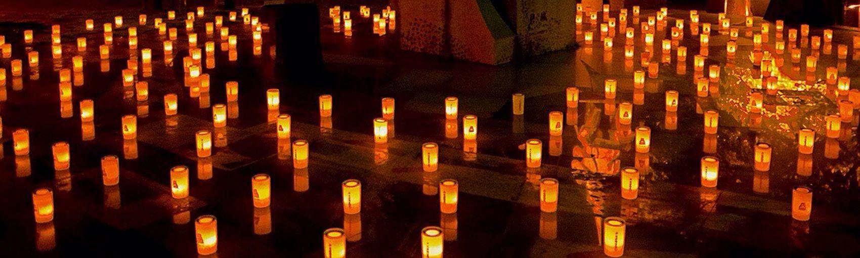 Lantern of Kumamoto Fire Country Festival Tadaa Night View Lantern Night Photography