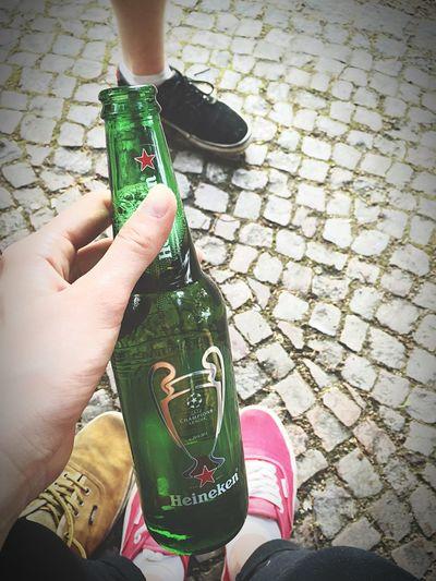 Heineken Beer Vans Friends Chilling Taking Photos Hanging Out