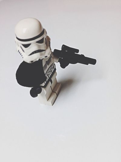 Toy Photography Storm Trooper Mini LEGO