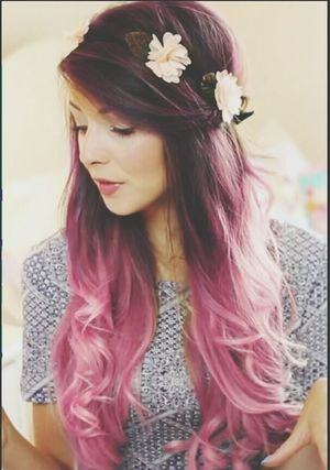 Zoella Hair Edit ?☺ Zoella Youtuber Hairstyle Beauty Guru