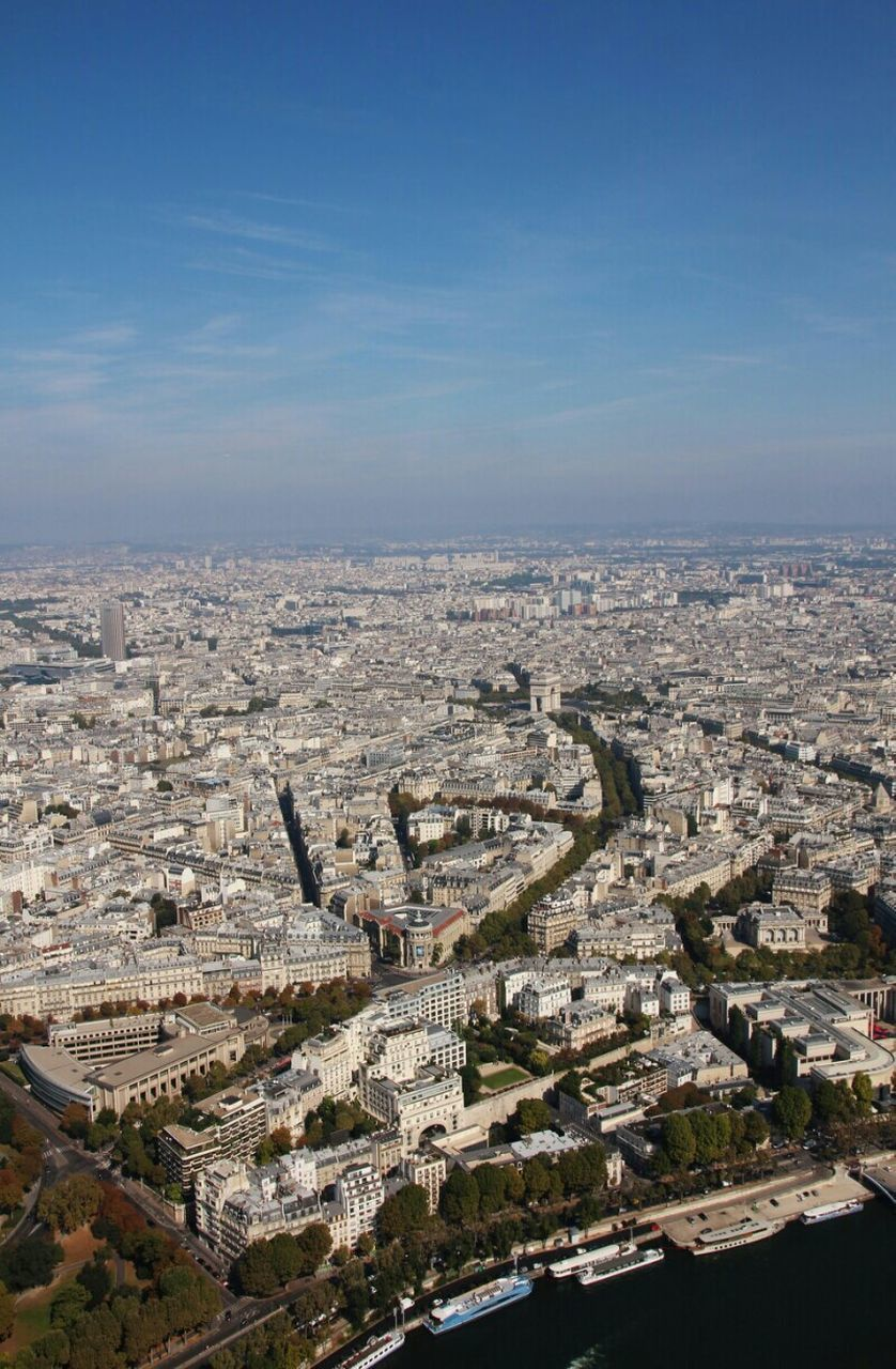 cityscape, city, architecture, high angle view, history, building exterior, aerial view, outdoors, travel destinations, sky, no people, day