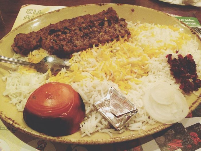 In My Mouf Food Arabic Food Yum!