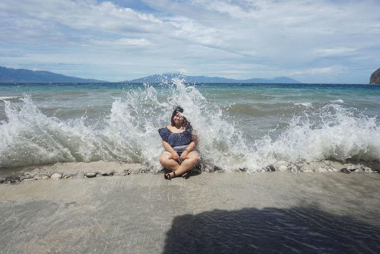 Wave. Summer