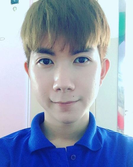 Tóc có màu mới !! 😊😊😊 Vietnamboy Vietnam Boy Chinaboy Asian  Selfie Beauty Boys Cool Followme Funny Happy Heart Hot Instaman Male Males  Man Me Men Greattime