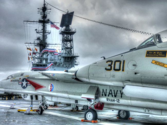 San Diego USS Midway  Hdr_Collection