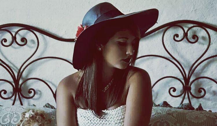 Girl Rome Beauty Photo Shoot