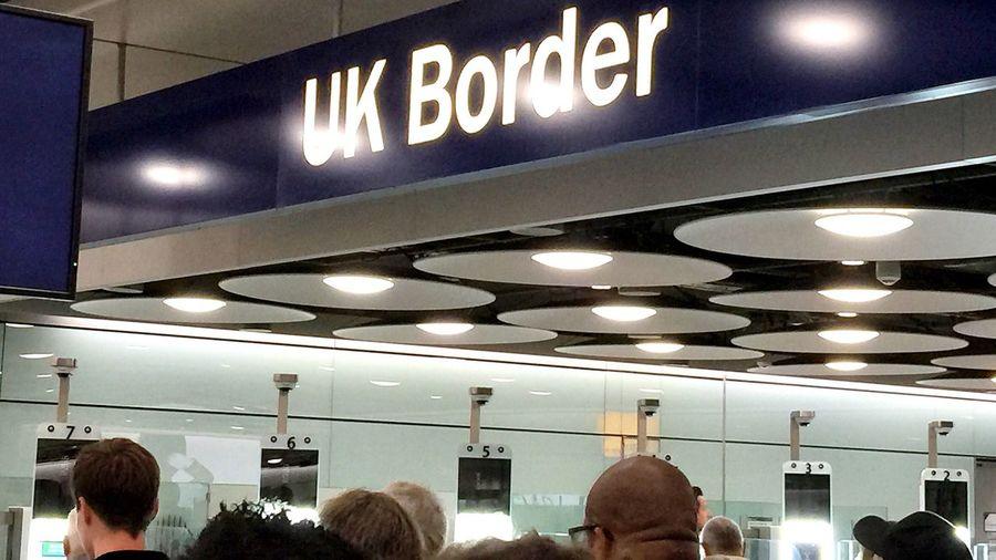 English Border