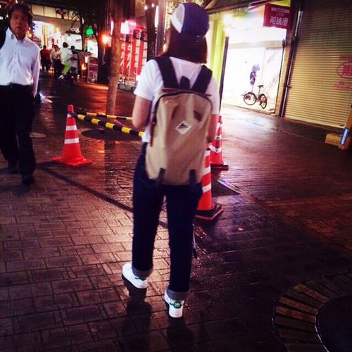 Fashion Snap Gregory Beams First Eyeem Photo Photography Night Summer Japan Kumamoto