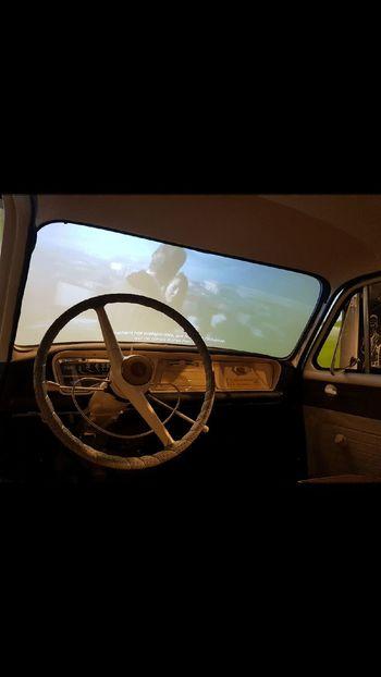 Saint-Tropez Car Simca Vintage