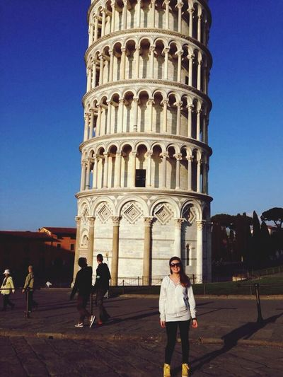 That's Me in quel di The Leaning Tower Of Pisa Cheese! Beauty