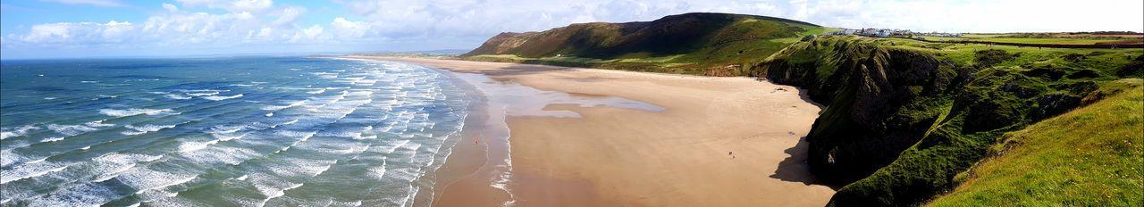 How the Welsh do beaches First Eyeem Photo